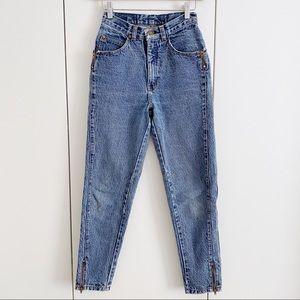 Vintage Levi's Denim Jeans Orange Tab